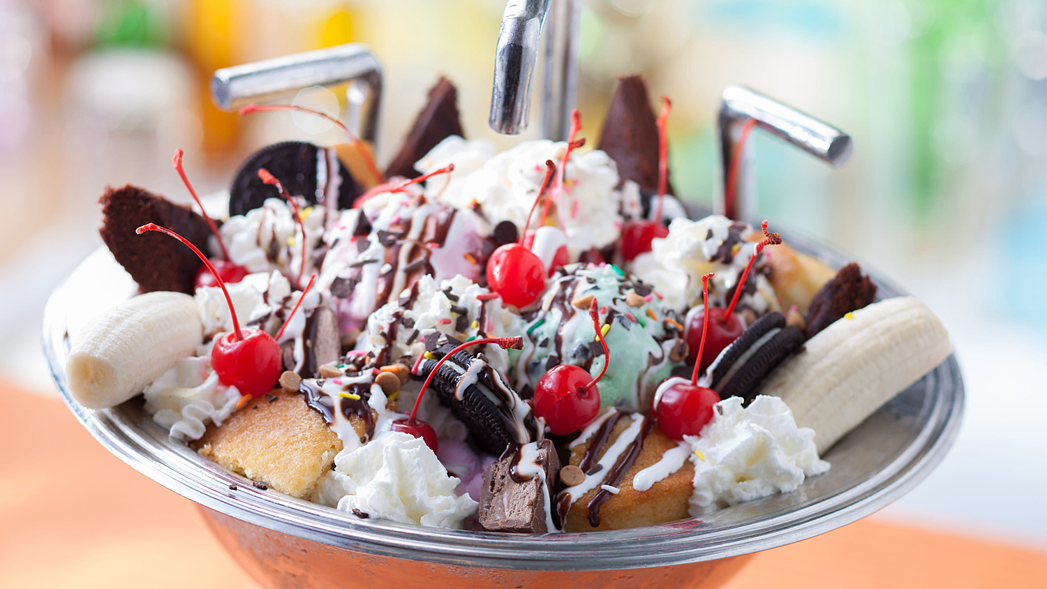Disneyland Kitchen Sink Ice Cream