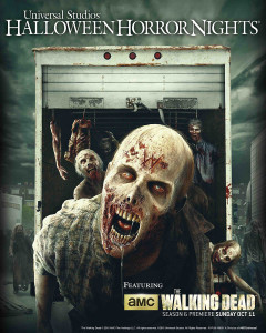 The Walking Dead Halloween Horror Nights 2015