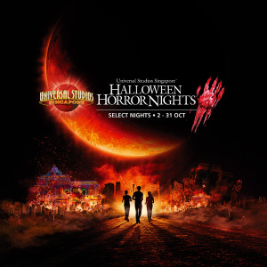 Universal Studios Singapore Halloween Horror Nights 5