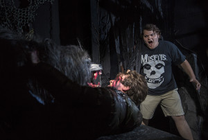 An American Werewolf in London at Universal Orlando's Halloween Horror Nights