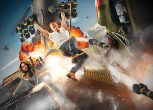 Fast & Furious Supercharged Coming to UOR