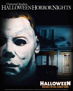 Halloween Michael Myers Comes Home HHN