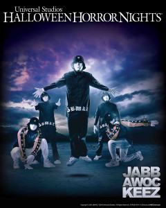 Jabbawockeez Halloween Horror Nights 2015