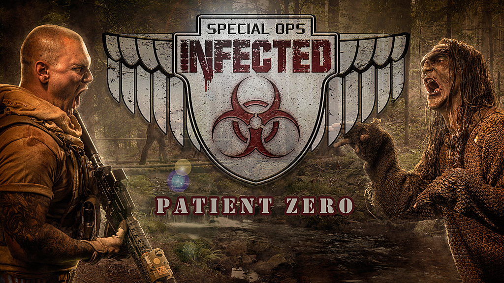 Knott's Scary Farm_Special Ops Infected-Patient Zero
