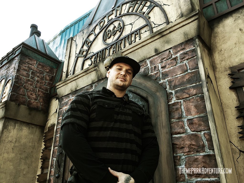 Jon Cooke Paranormal Inc. Knott's Scary Farm