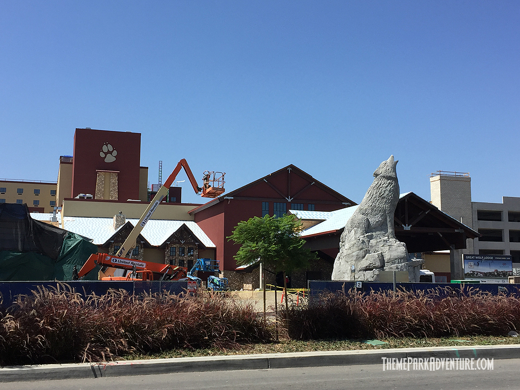 great wolf lodge southern california to make a huge splash in spring 2016 theme park adventure - Great Wolf Lodge Garden Grove