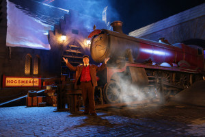 Hogwarts Express Conductor - The Wizarding World of Harry Potter