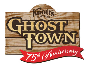 Ghost Town 75th Logo