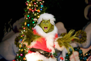 The Grinch Grinchmas