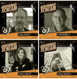 Midsummer Scream Theme Park Panelists