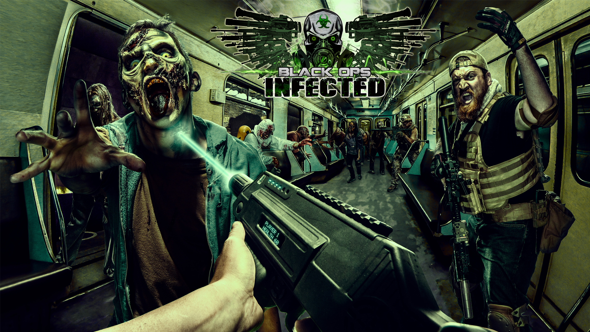 Infected 2016