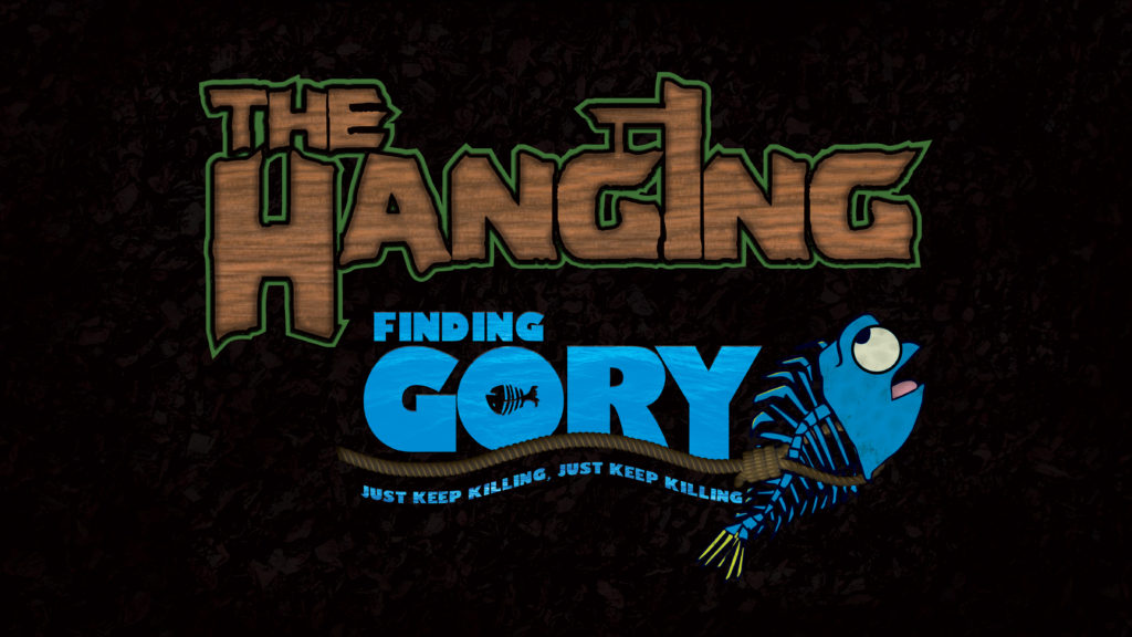 Finding Gory logo