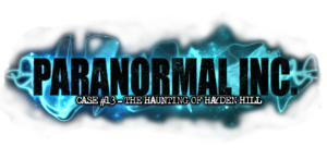 Paranormal Inc. logo