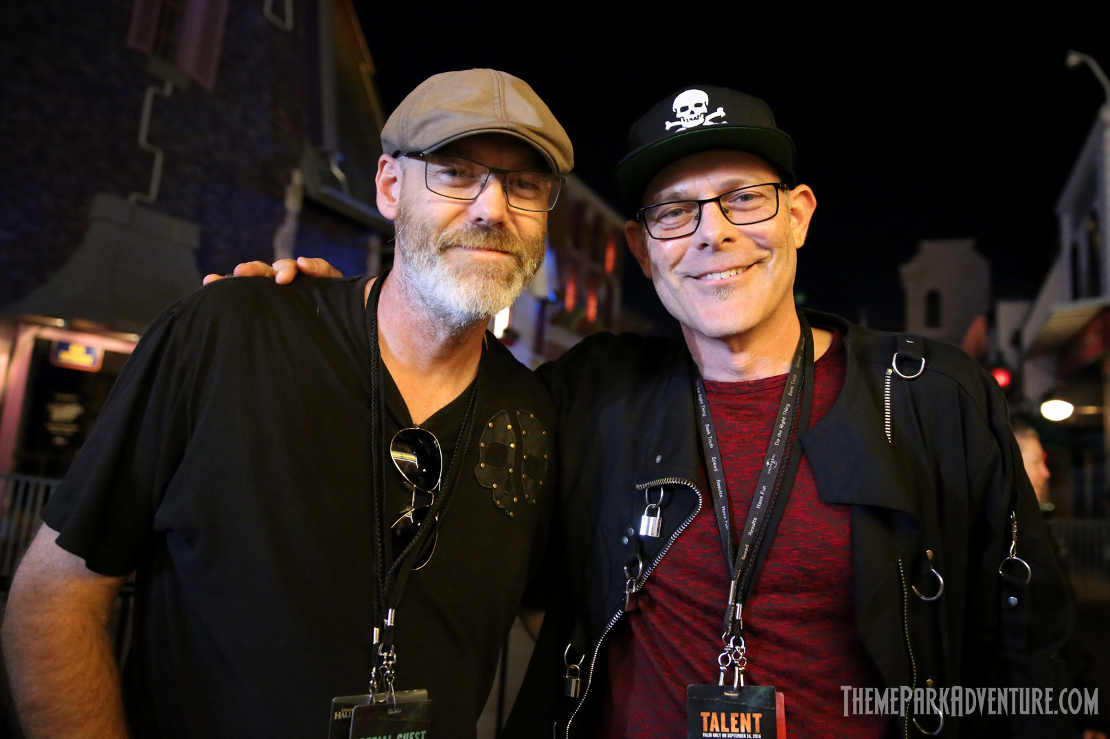 Chris Williams & John Murdy - Halloween Horror Nights 2016