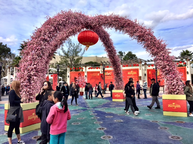 Kung Fu Panda and more at Lunar New Year 2017, Universal Studios Hollywood