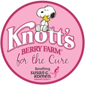 Knott's for the Cure 2017